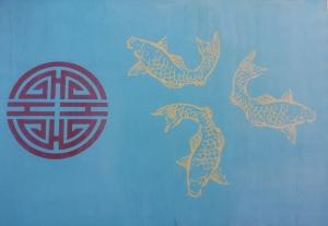 Christine Fichtner Chinatown Koi Vancouver