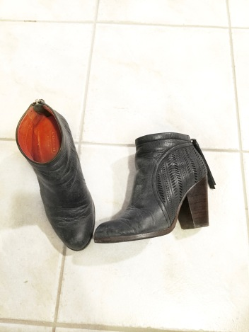Christine Fichtner booties